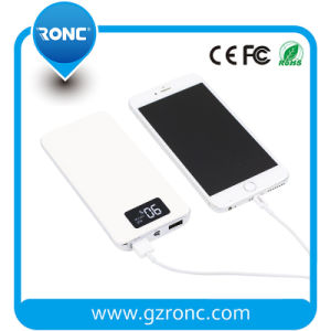 DC5V 2A 10000mAh Power Bank for Mobile Phone pictures & photos