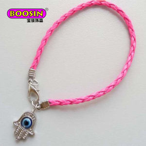 Manufacturer Sale Enamel Evil Eye Charm Bracelet for Women pictures & photos