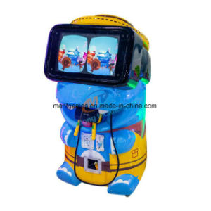 Most Popular Products for Kids Children Vr 9d Video Game Machine pictures & photos