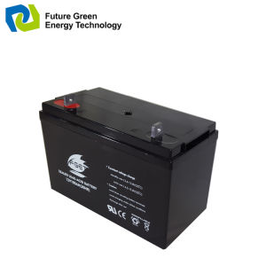 12V12ah Deep Cycle Solar AGM Storage Battery Lead Acid Battery pictures & photos