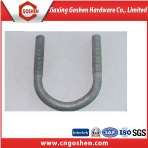 High Strength Nonstandard Carbon Steel HDG U Bolt pictures & photos