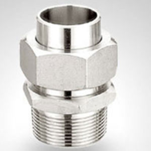 150lb Bsp / NPT Stainless Steel Reducer Tee pictures & photos