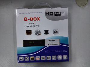 Digital HD Combo Receiver Qbox DVB-T2 DVB-S2 Combo Receiver pictures & photos