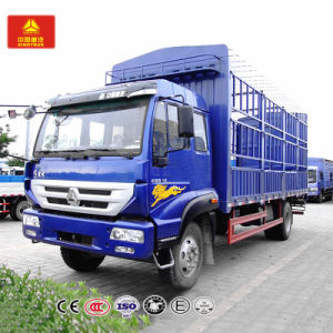 China Manufactures 10-20ton Cargo Stake Trailer Truck pictures & photos