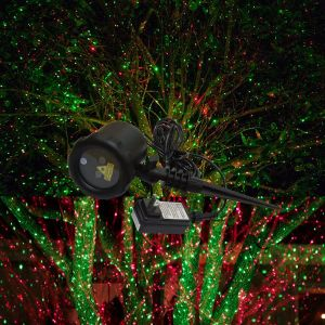 Shower Laser Christmas Light Outdoor Garden Laser Twinkling Light pictures & photos