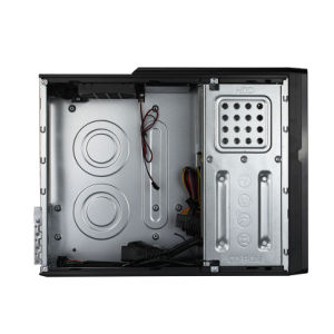 Computer Micro ATX with Slim Design, Come Build-in Card-Redaer pictures & photos