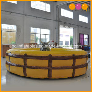 Kids Riding Toys Inflatable Mechanical Riding Bull Game (AQ1741) pictures & photos