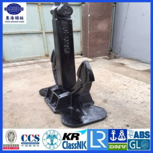 4320kgs CB 711-95 Speck Anchor with BV Nk Kr Certificate pictures & photos