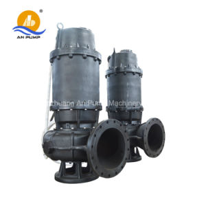 Centrifugal Submersible Compact Sewage Treatment Plant Pump pictures & photos