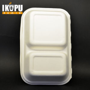 Food Grade Hot Selling Paper Food Container with Lid pictures & photos