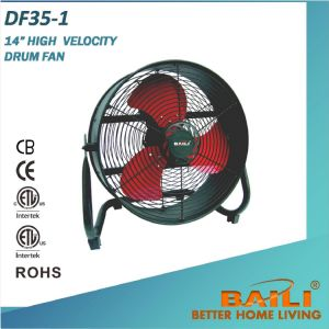 """22"""" High Velocity Drum Fan with Powerful Motor pictures & photos"""