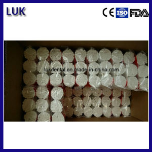10X38mm Disposable Absorbent Dental Cotton Roll for Medical Use pictures & photos