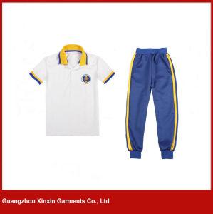 Custom Design Fashion Primary School Uniform (U16) pictures & photos