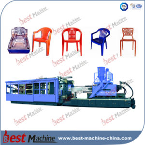 Bst-4500A Fine Quality Plastic Chair Injection Molding Making Machine pictures & photos