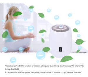 Ultrasonic Aromatherapy Essential Oil Aroma Diffuser pictures & photos