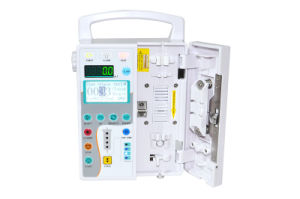 Infusion Pump with Voice Alarm and Drug Store (IP-50) -Fanny pictures & photos