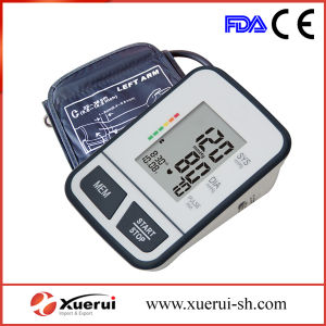 Digital Blood Pressure Monitor, Arm Type Sphygmomanometer pictures & photos
