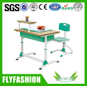 High Quality Classroom Furniture Kids Study Table and Chair pictures & photos