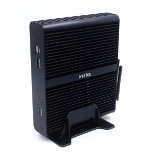 Intel Core I7 Skylake Computer Fanless System with Intel 520 Graphics Card with Ce pictures & photos