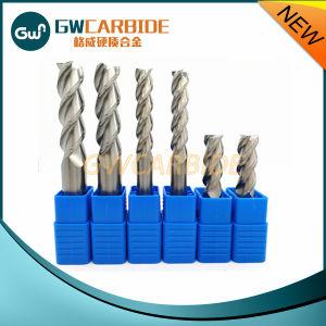 CNC Milling Machine Tools 3 Flutes Aluminium End Mill pictures & photos