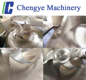 Bowl Cutter for Meat Sausage 200L pictures & photos