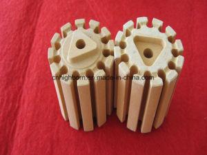 Wear Resistance Cordierite Ceramic Bobbin pictures & photos