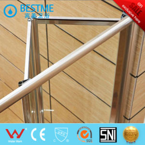 Special Design for Small Bathroom Folding Shower Door (BL-L0039-P) pictures & photos
