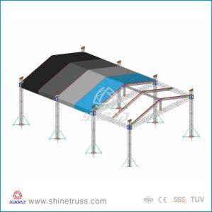 Aluminum Roof Truss Design Stage Lighting Truss pictures & photos