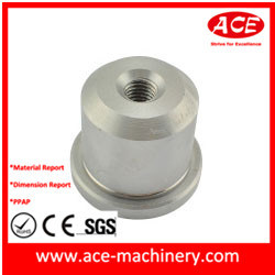 CNC Machining of Clamping Ring Part pictures & photos