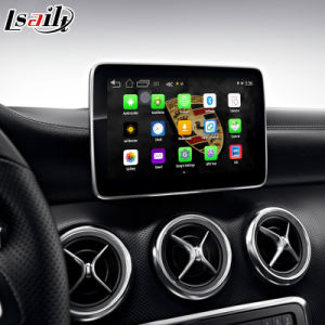 Android GPS Navigation System Video Interface for Mercedes-Benz a Class Ntg 4.5 Command Audio20 pictures & photos