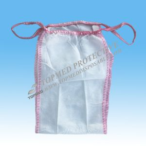 Disposable Thong Panties, String Tanga, Disposable Tangas Bikini for Salon Use pictures & photos