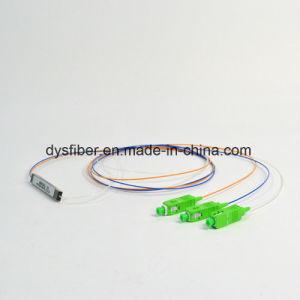 1X2 Sc/APC ABS Type PLC Splitter pictures & photos
