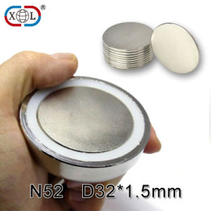 Customized Segment Sintered Rare Earth Permanent Neodymium NdFeB Magnet N52 pictures & photos