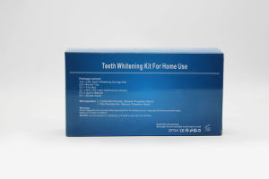 Ce & FDA Sodium Chlorite Teeth Whitening Kit pictures & photos