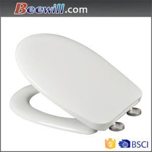 Soft Close Eco-Friendly Duroplast Toilet Seat pictures & photos