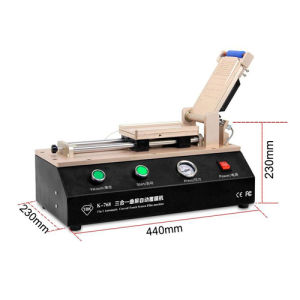 5 in 1 Mobile Phone Repairing Machine for LCD Screen pictures & photos