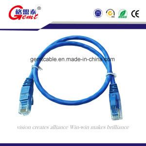 UTP CAT6 Patchcord 2m Full Copper LAN Cable pictures & photos