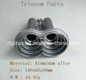 Hot Sale Aluminum Alloy Die Casting Parts for Telecommunication pictures & photos