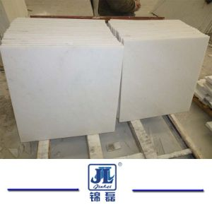 Cheap White Color Snow White Marble Stone for Kitchen Slab Decoration pictures & photos