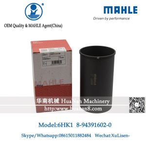 6HK1t 6HK1 Engine Cylinder Liner for Hitachi Zx330 Mahle Cylinder Sleeve pictures & photos