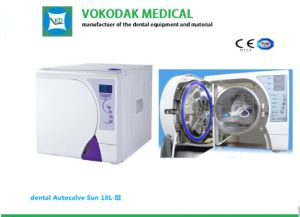 Sun -18L-III Dental Autoclave with CE pictures & photos