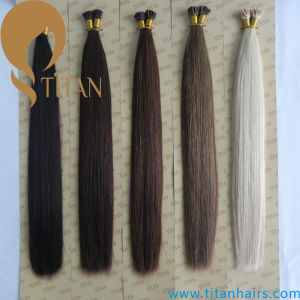 Indian Virgin Remy Hair Extension I Tip Hair Extension (TT424) pictures & photos