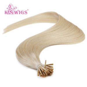 Best Quality I Tip Hair Extension Brazilian Remy Human Hair pictures & photos