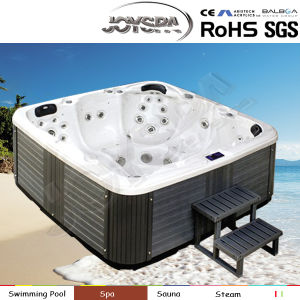 New Design Hydro Sex SPA Hot Tub (factory) pictures & photos