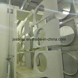 Stainless Steel Powder Booth for Powder Spraying pictures & photos