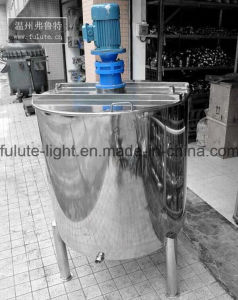 Stainless Steel Soap Making Mixing Tank pictures & photos