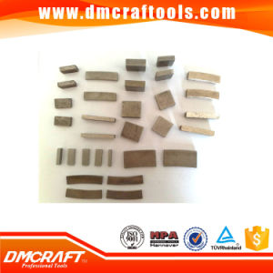 Hight Quality M Shape Diamond Segment for Cutting Marble pictures & photos