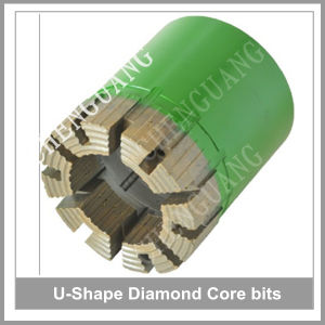 Impregnated Drill Bit, 140mm Diamond Core Drilling Bits, Core Bits for Geotechnical Drilling pictures & photos