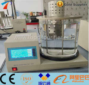 Lab Accurate Insulation Oil Density Testing Equipment pictures & photos