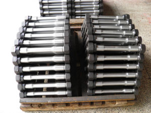 Side Bolt Nuts for N. P. K H-12X Hydraulic Hammer Breakers